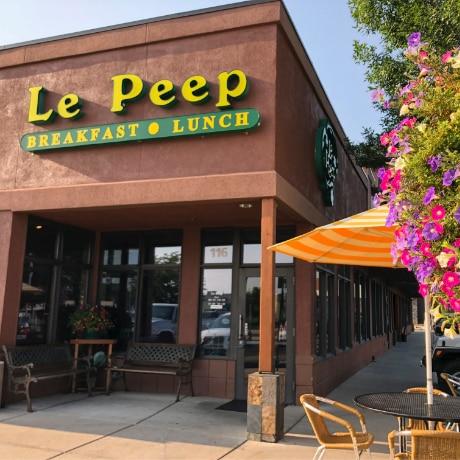 Location - Le Peep Longmont